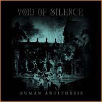 'Human Antithesis' cover